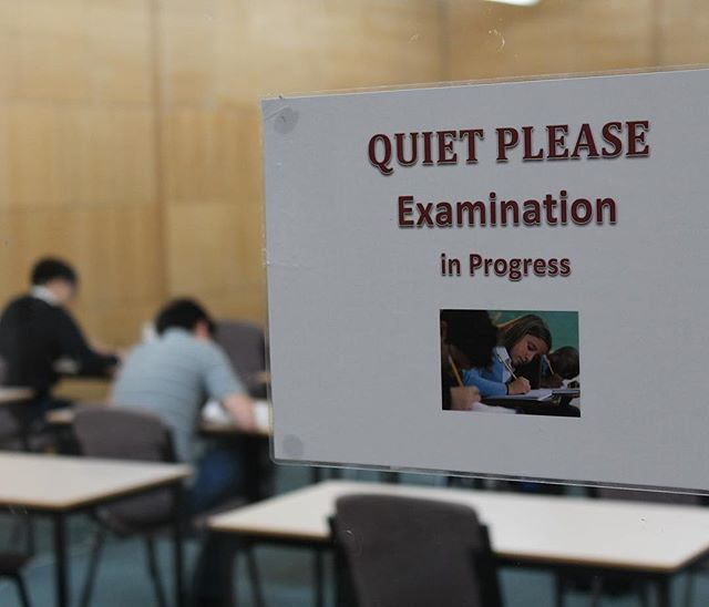 And so it begins! 🙏 New Testament Greek and Biblical Hebrew kick off the exam period for semester 2! 🙏 Please join us in prayer for the students as they work hard to finalise all requirements for the semester!