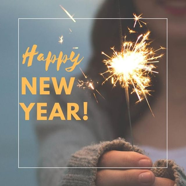 Welcome, 2019!