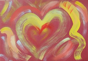 Red yellow heart CROPPED