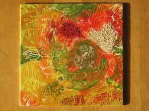 Lisa painting