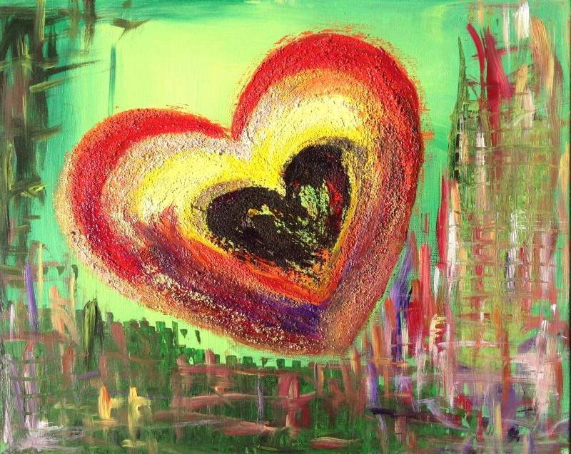 Heart of Imagery Painting