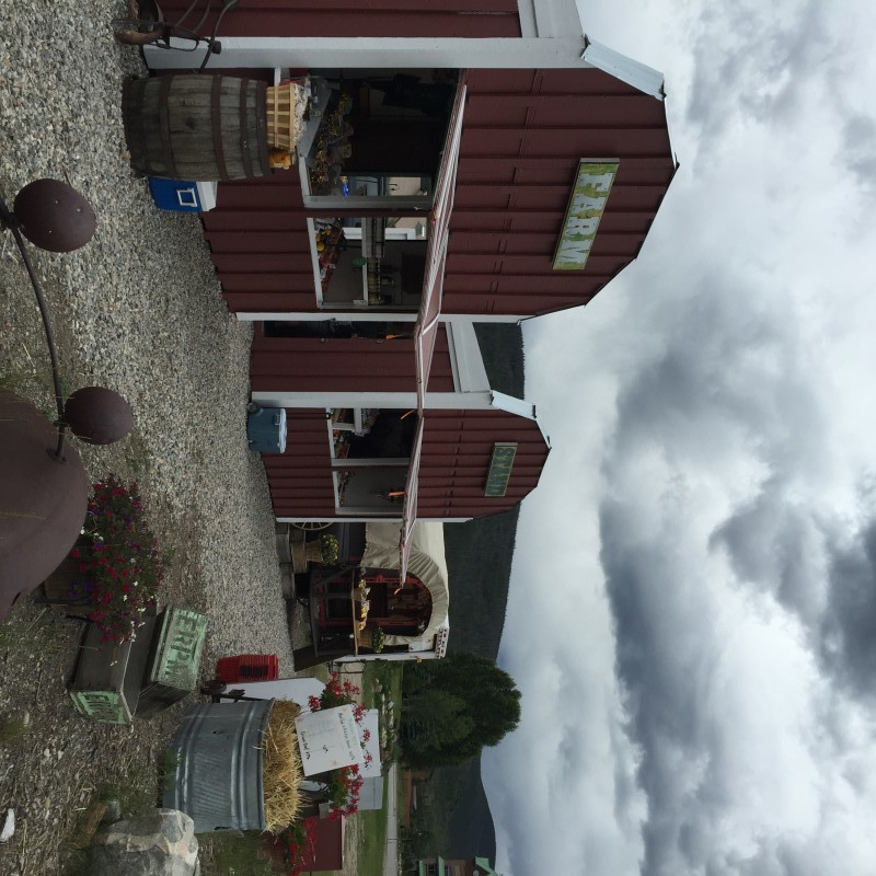 Farm Stand near Frisco