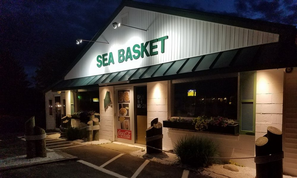 Sea Basket Restaurant Front at Night.jpg
