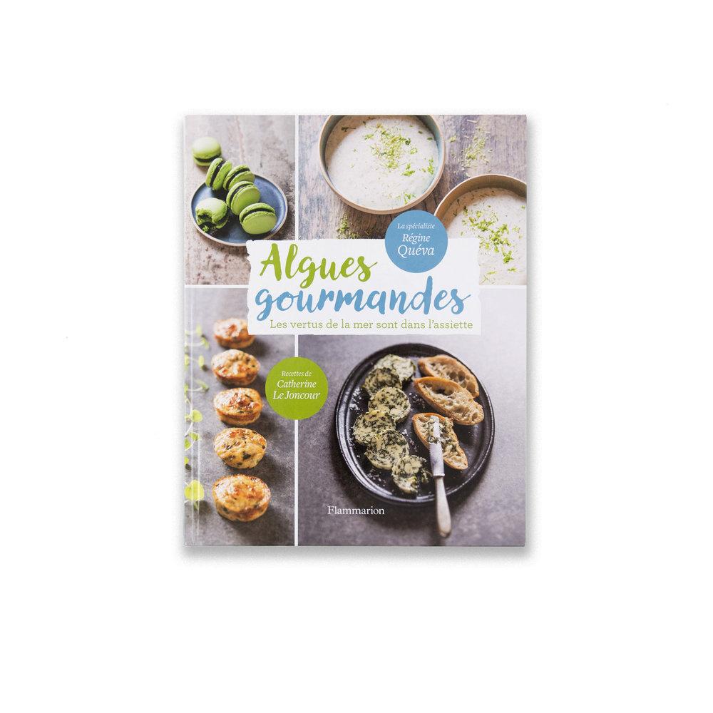 Les petites plaisirs sains   Algues gourmandes Edition Flammarion