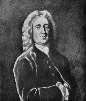 Admiral Edward Vernon (Old Grog)of Cartagena