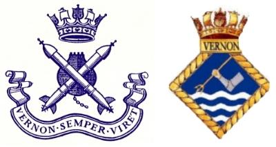 HMS Vernon badges.jpg