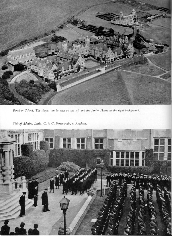 Roedean School (HMS VERNON(R))