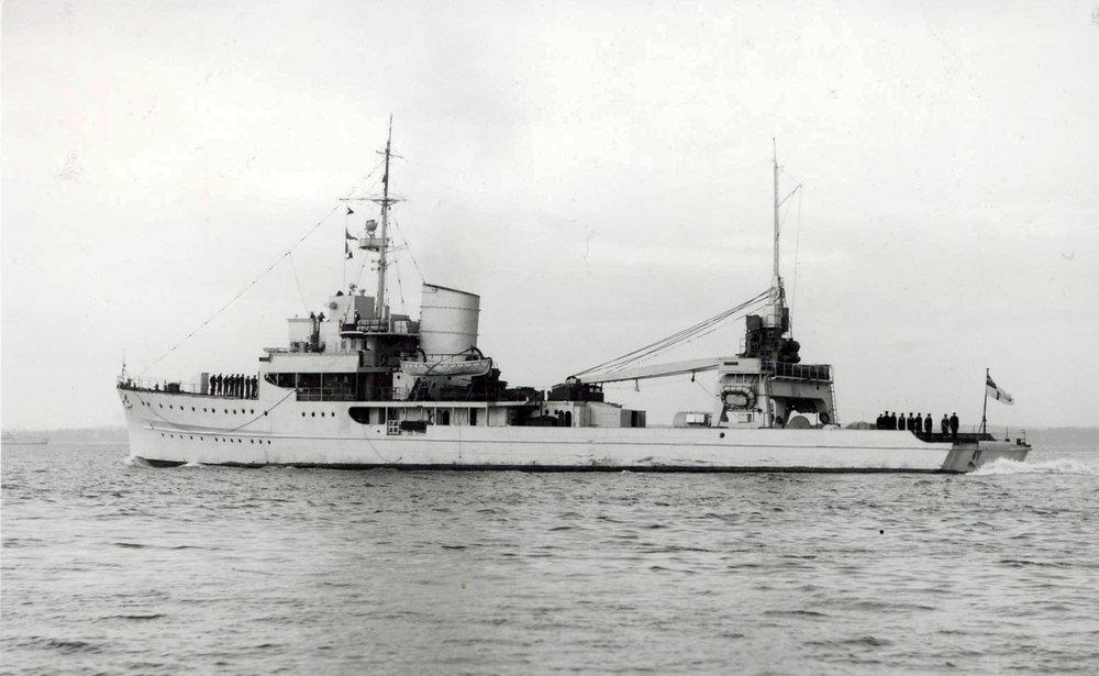 Copy of HMS Deepwater