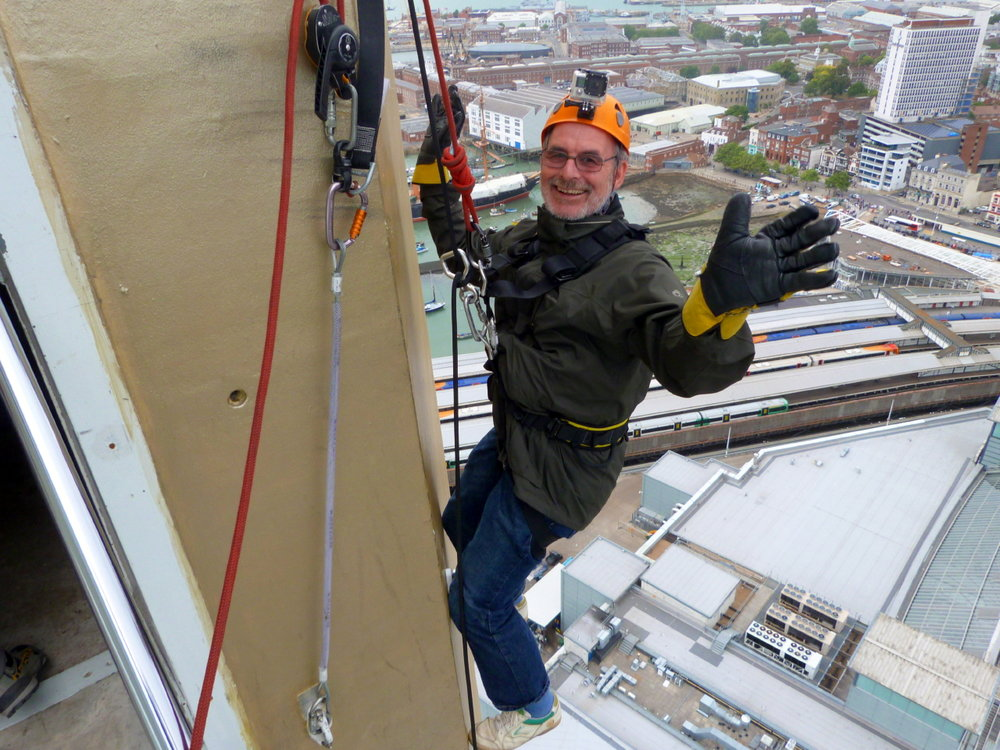 Rob Hoole abseil Spinnaker Tower 28 Aug 2016 (53).jpg