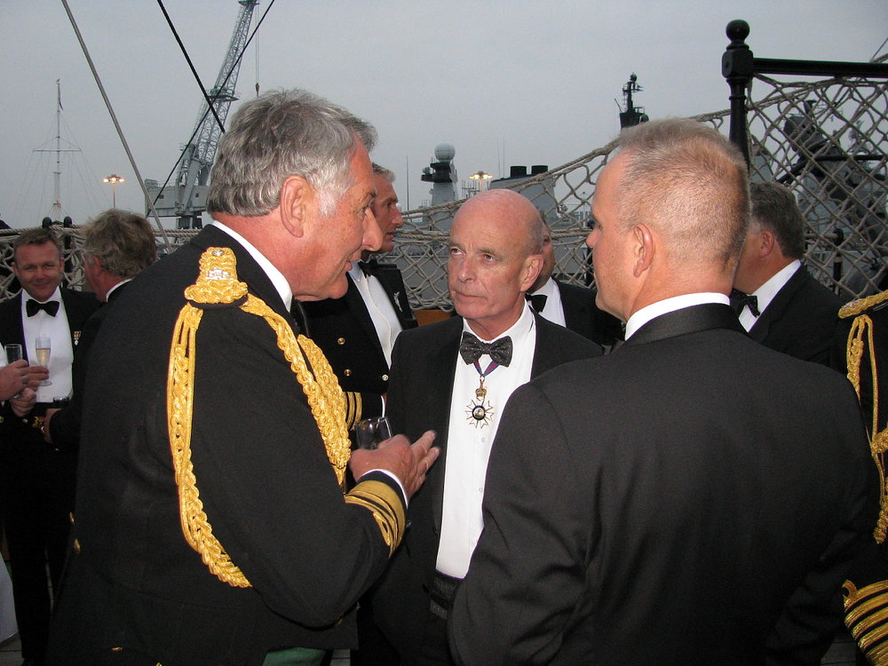 Project Vernon charity dinner on board HMS Victory 11 Sep 2014 (43).jpg
