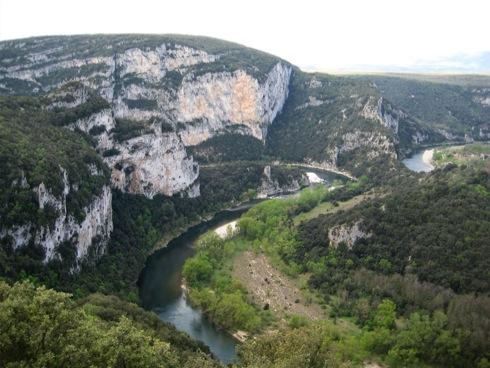 gorges-de-l-ardecht-vallei