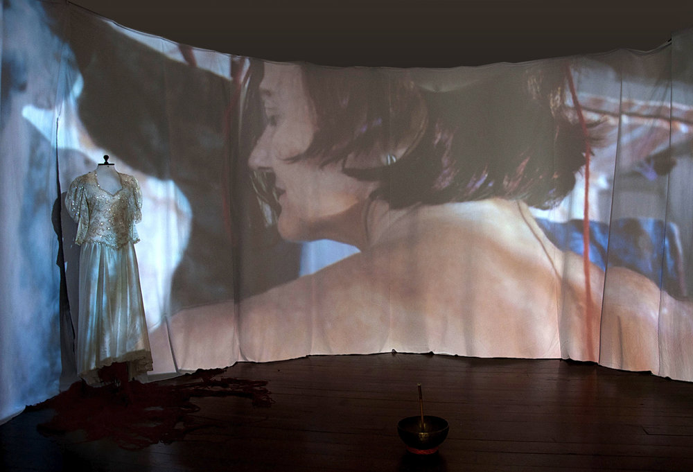 Instalação de Arte Contemporânea VazioPleno - Ana Biolchini - Brasil