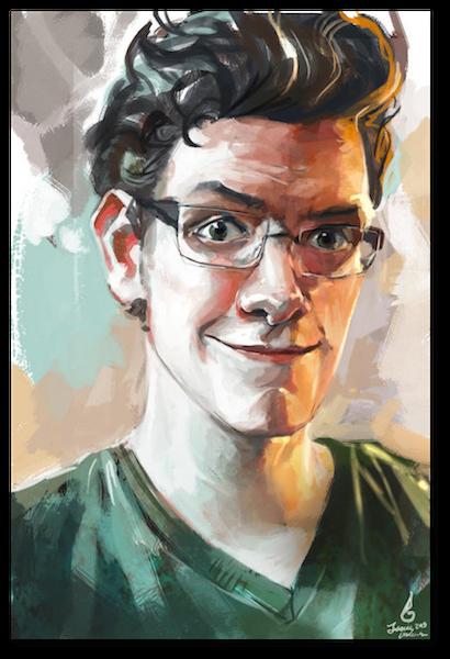 Travis Anderson, illustrator: https://travis-anderson.artstation.com/projects