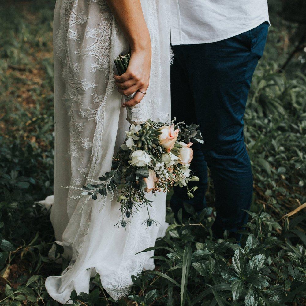 Wedding Details -