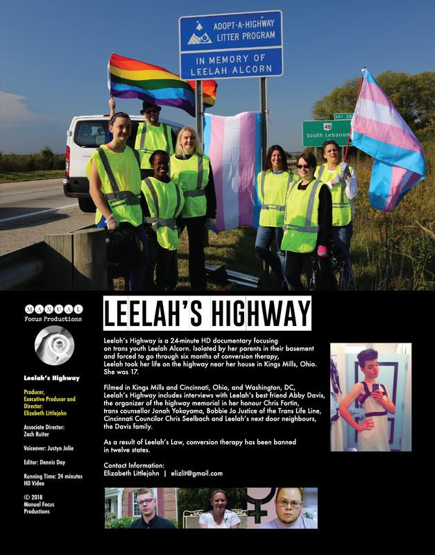 Leelah's Highway