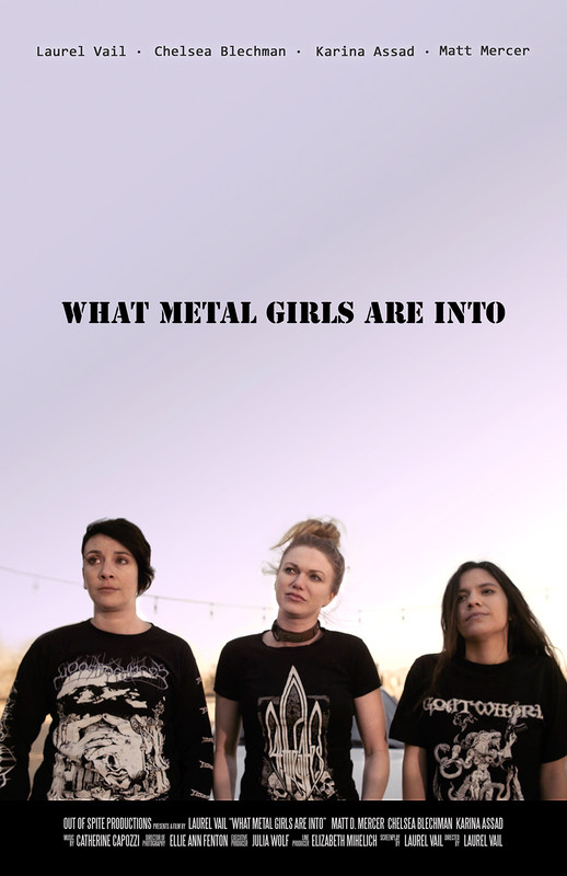 What Metal Girls are Into