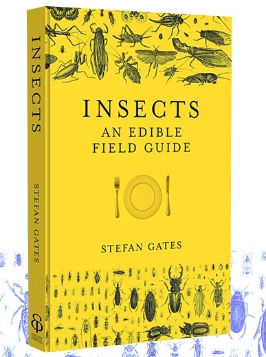 Insects: An Edible Field Guide - Ebury, 2017Ever been tempted by the thought of mealworms, proteinrich cricket flower, or swapping your Walkers for salt and vinegar flavoured grasshoppers? If so then you are not alone! Over 2 billion people regularly eat insects as part of their diet, and the world is home to around 1,900 edible insect species.This is an informative field guide: exploring the origins of insect eating, offering tips on finding edible bugs and serving up a few delicious ideas of how to eat them once you've tracked them down!