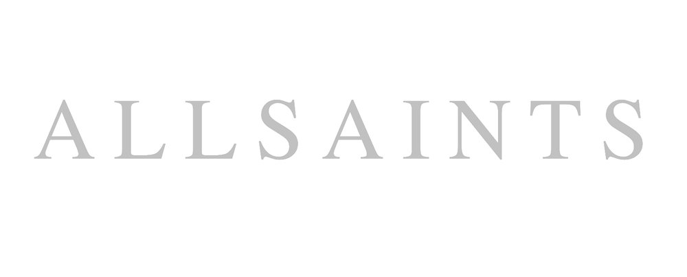 allsaints logo lumens of london