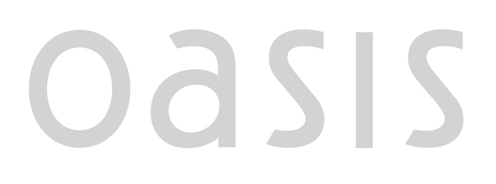 Oasis logo lumens of london