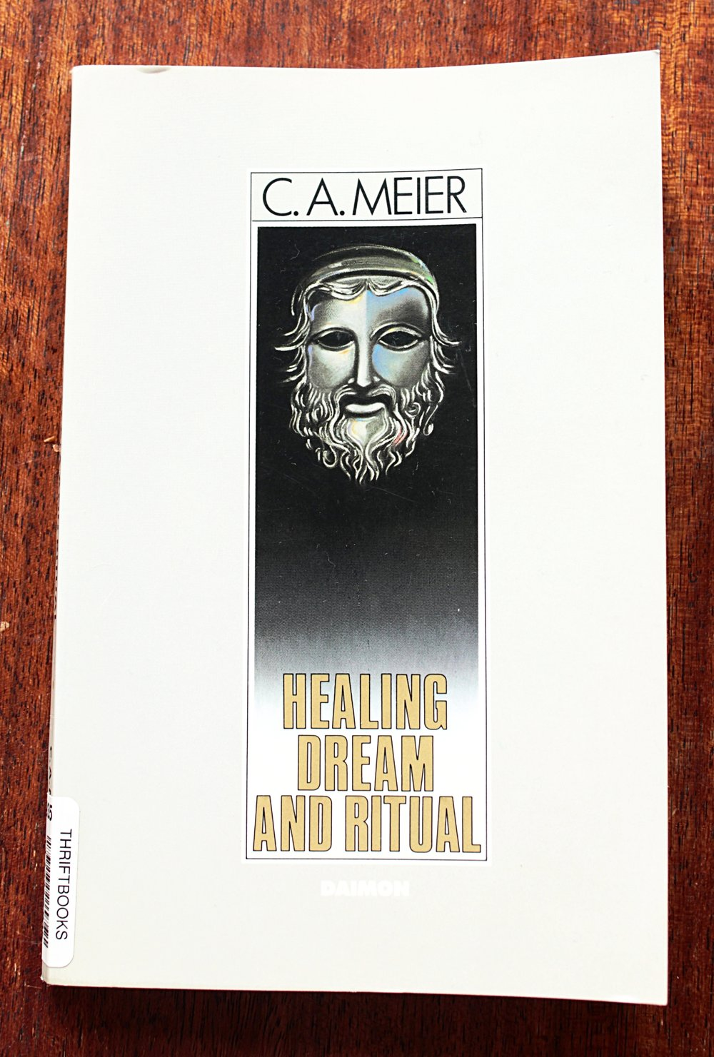 Healing Dream and Ritual - C.A. Meier  - Professor C.A. Meier was a psychiatrist and psychotherapist in Switzerland. A co-founder of the C.G. Jung Institute and its president. This book is an exhaustive exploration of Greek Sleep Temple culture, history and the practice of dream incubation as a self-therapy. A comparative analysis of ancient incubation and modern, Jungian psychotherapy in which the human need for divine intervention is seen as the ideal device for activating a self-healing mechanism within the psyche.  According to Jung modern humans suffer when they feel a remoteness from God. Healing occurs when the distance is reconciled. Dreams are the journeys the unconscious embarks upon to re-integrate with the divine.