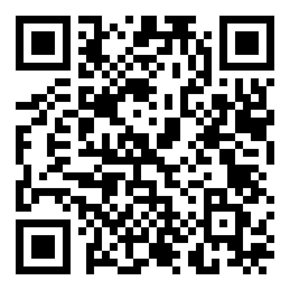 QR Code for Ticketsource ticket link