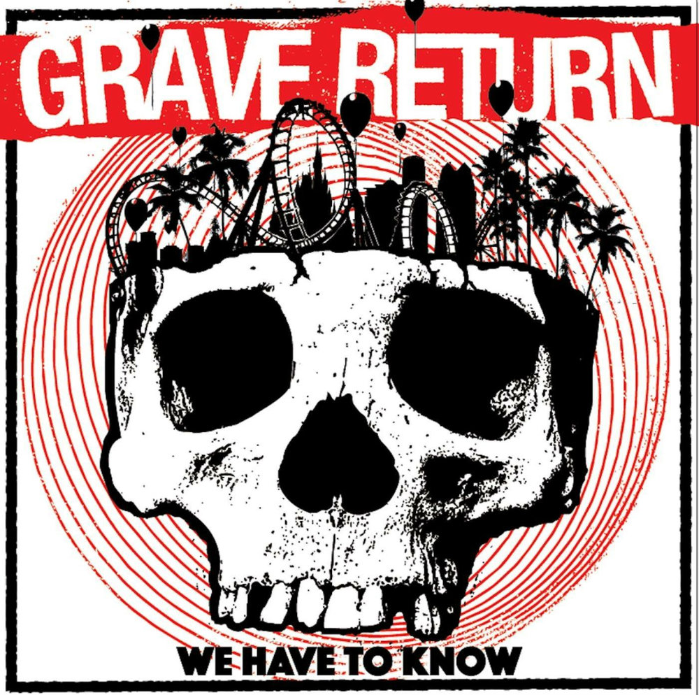The boys in Grave Return - were not fucking around Saturday 1/06 at Uncle Lou's for the Swift Knuckle Solution/Some Kind of Nightmare split 7' release show. It was an amazing set, leaving the crowd wanting more. You can catch them at the Get Rad Records Official Launch Party March 2nd at West End Trading Co. (click on image for more details)Click button below to see a video from their set from 1/06 at Lou's