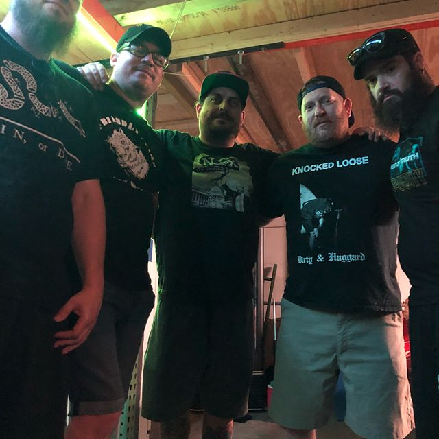 Holy fucking shit what a night! @volumezerohxc blew the roof off of @louslmga along with all the other @getradrecords bands! Bay Area people can check them out tonight in New Port Richey at Venoms with another Get Rad Records band @lsfj_band Thanks again to everyone that made this weekends run for our boys. #getradrecords #getradcrew #getradorgetfucked #livemusic #indianahxc #floridapunk #orlandomusic #cuddlesandsnuggles