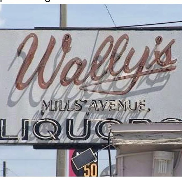 Parking Lot Party at Wally's starting at 7!!! Live Music!!!! Come show love!!! #wallys #getradrecords #getradorgetfucked #notonourwatch
