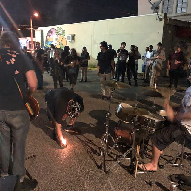 Last night was sick! Thanks for everyone that came out and raged with us parking lot style! Also thanks to the Winter Park PD for allowing one last rager for Wally's. #wallys #getradrecords #parkinglotparty #parkinglotpimpin #getradorgetfucked