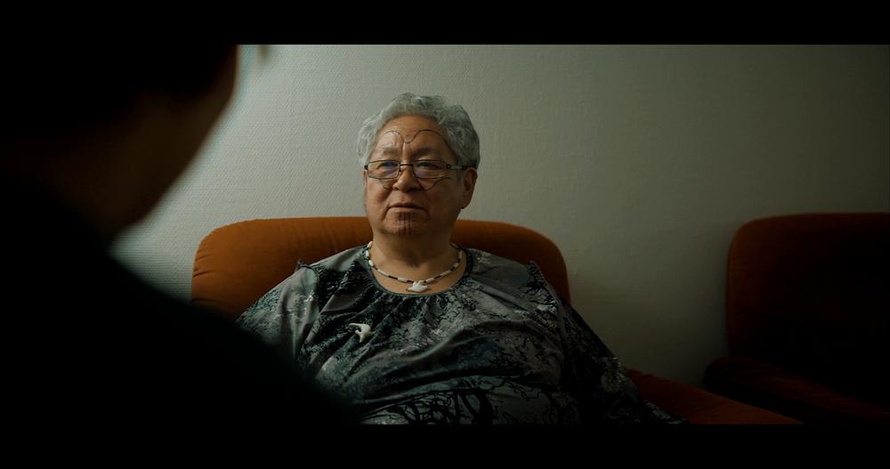 Old Anouk Actress: Kathrine Petersen