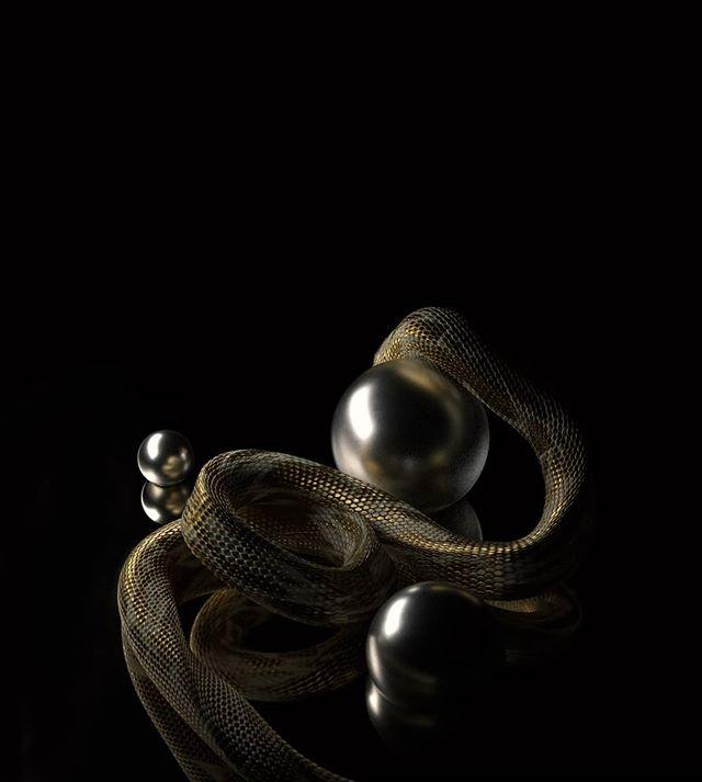 24K Snake #gold