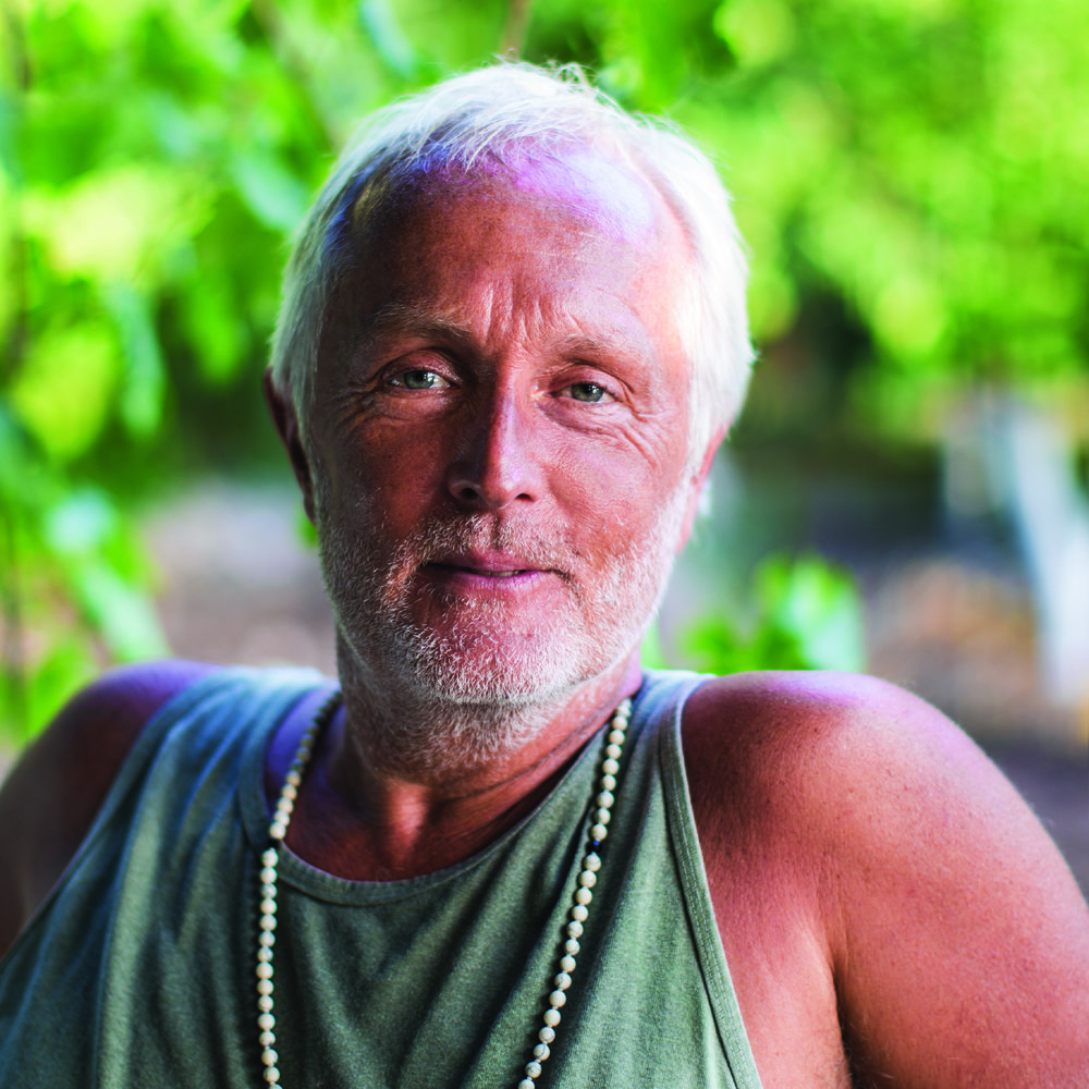 SIMON LOW  Co Founder and yoga