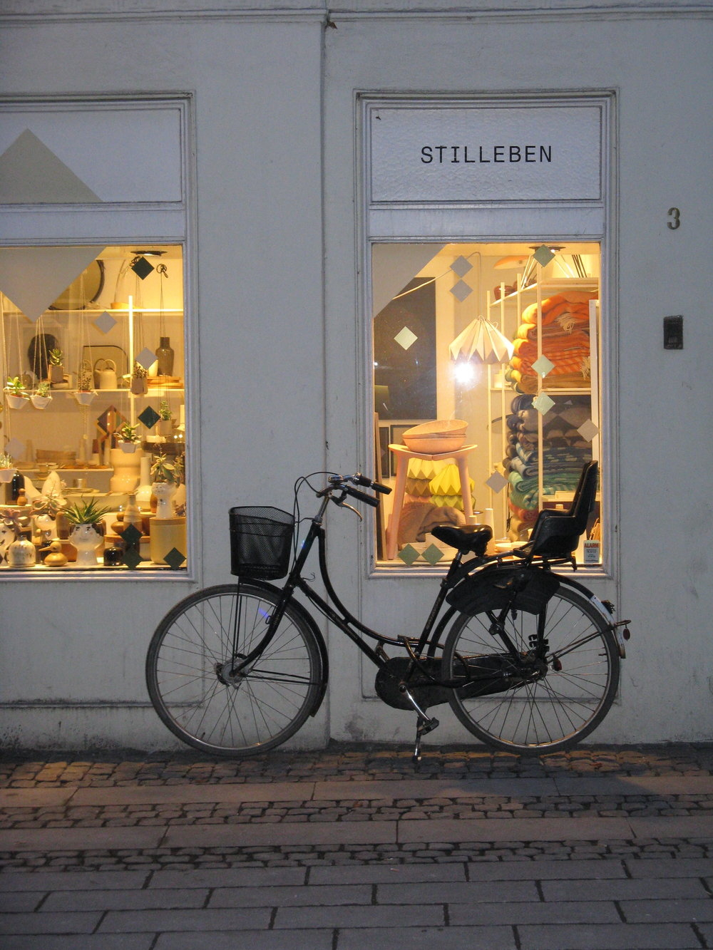 Scandinavian Shopfront