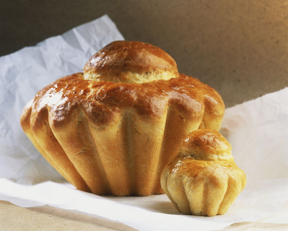 France - Brioche is bread on steroids as the use of butter and eggs give it pastry-like status.