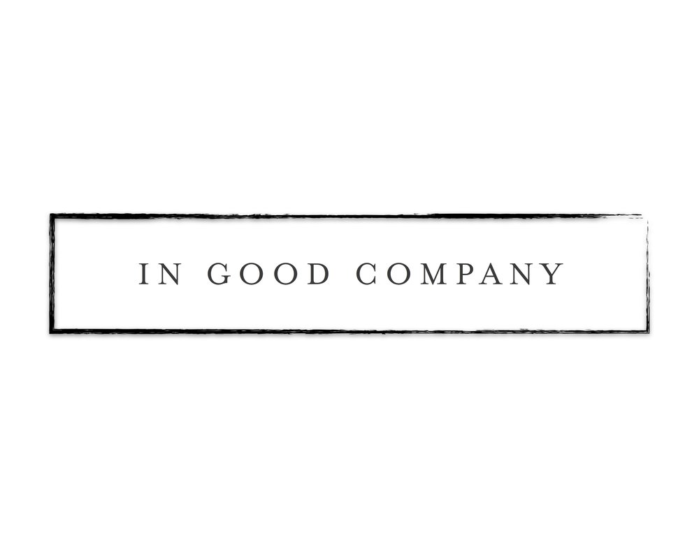 In Good Company - Wedding / Event Band Service for live music