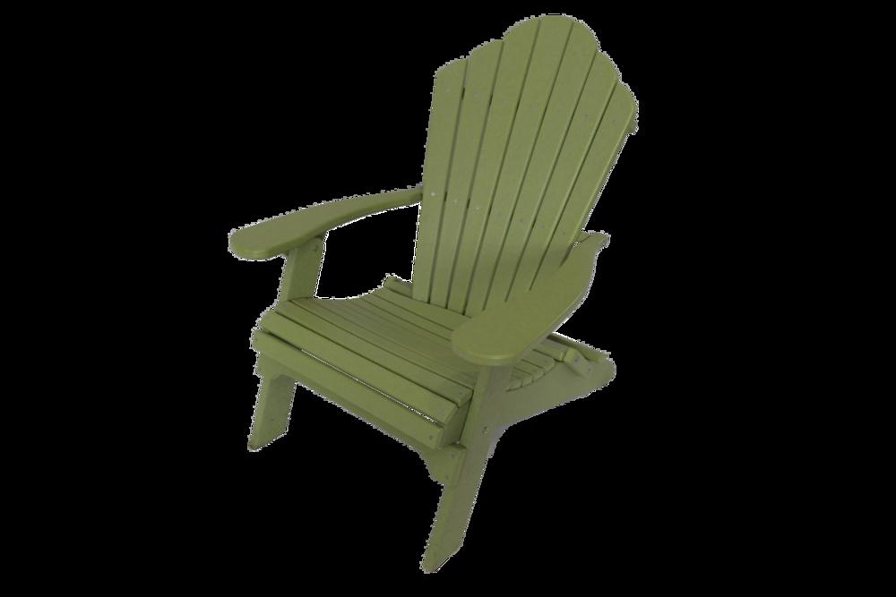 Scallop Back Adirondack Chair