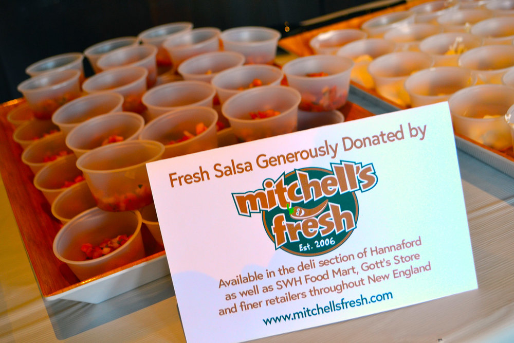 Find out more about Mitchell's Fresh salsa and their numerous other fresh products at  www.mitchellsfresh.com .