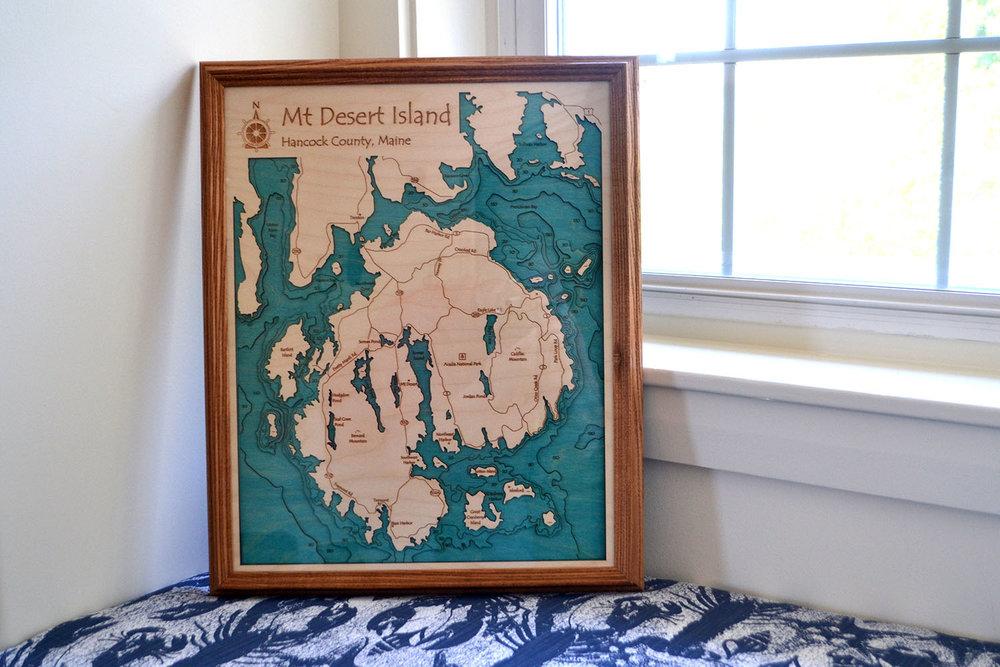 MDI 3D Map