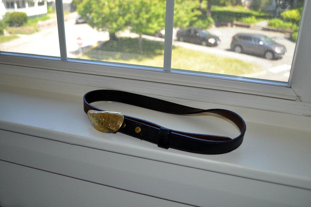 Reversible Belt & Buckle