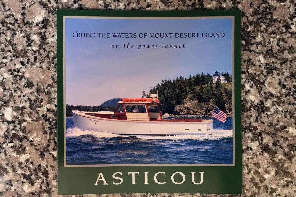 Evening Cruise Aboard Asticou