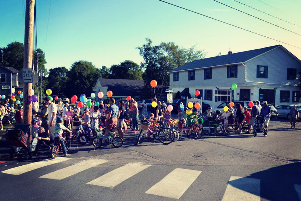 Bike Parade & Ice Cream Social - Wednesday, August 8thDecorating @ 5:30 / Parade + Sundaes @ 6:00