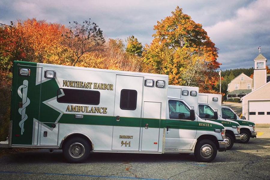 Photo Credit: NEH Ambulance Serice