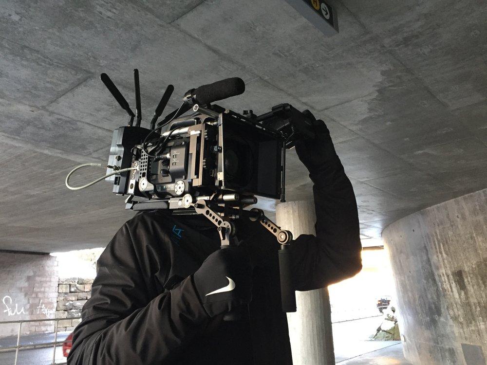 Leie av Sony PXW-FS7 4k kamerapakke.  Les mer.