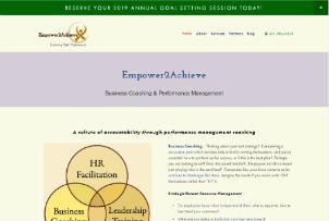 Empower 2 Achieve