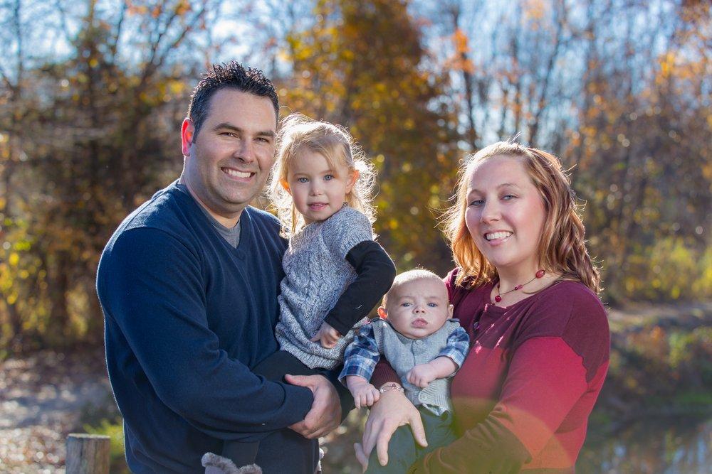Dupuis Family Portrait