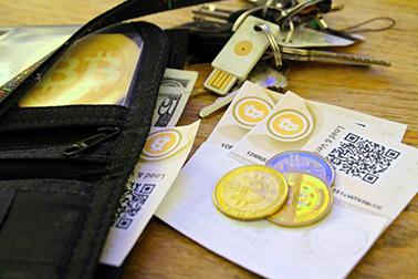 Tipos de billeteras -