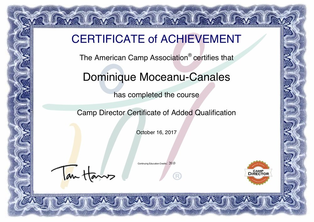 ACA Camp Director Certificate.jpg