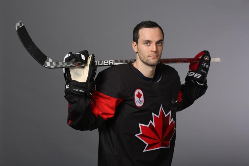 Photo by Gregory Sokolov/Hockey Canada Images