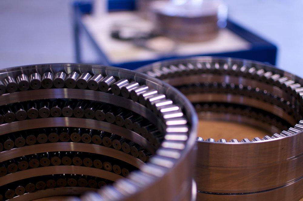 Bearings - We made our stripes engineering and building best-in-class solutions for downhole productivity.