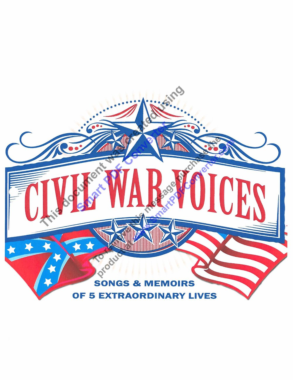 - CIVIL WAR VOICESOff-Broadway ReviewsPromotional Video